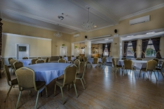 Meeting Layout in The Boston Suite, at The White Hart Hotel, Eatery and Coffee House, Boston