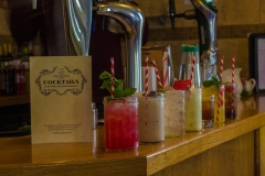 Smoothies at The White Hart Hotel, Eatery and Coffee House, Boston