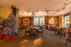 Christmas at The White Hart Hotel, Eatery and Coffee House, Boston