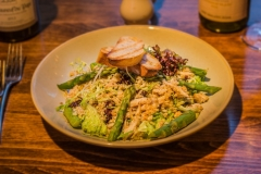 Food at The White Hart Hotel, Eatery and Coffee House, Boston