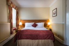 Bedroom at The White Hart Hotel, Eatery and Coffee House, Boston