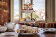 Afternoon Tea at The White Hart Hotel, Eatery and Coffee House, Boston