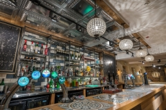 Bar at The White Hart Hotel, Eatery and Coffee House, Boston