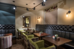 Seating in the Bar at The White Hart Hotel, Eatery and Coffee House