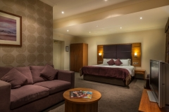 Deluxe Double Bedroom at The White Hart Hotel, Eatery and Coffee House, Boston