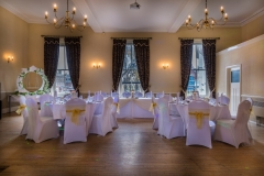 Weddings at The White Hart Hotel, Boston
