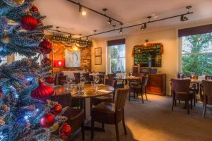 White Hart Christmas Restaurant